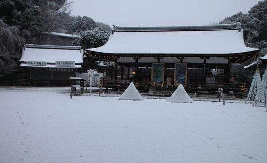 上賀茂神社 雪景色_e0048413_145767.jpg