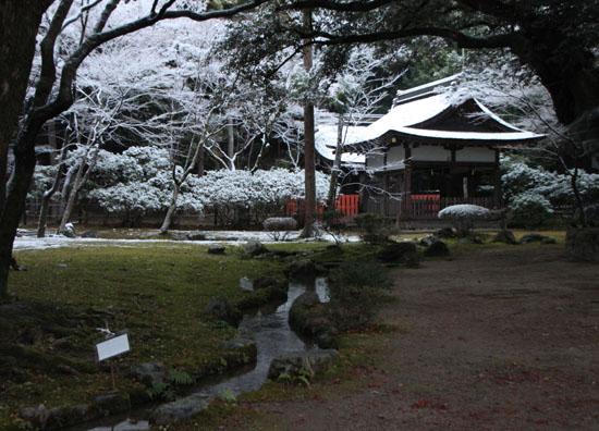 上賀茂神社 雪景色_e0048413_145818.jpg