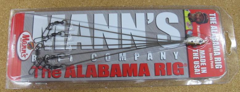 マンズ The ALABAMA RIG やっと入荷しました。_a0153216_21283416.jpg