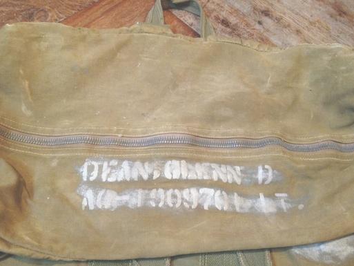 1/7(土)入荷!vintage MILITARY KIT bag_c0144020_16442557.jpg