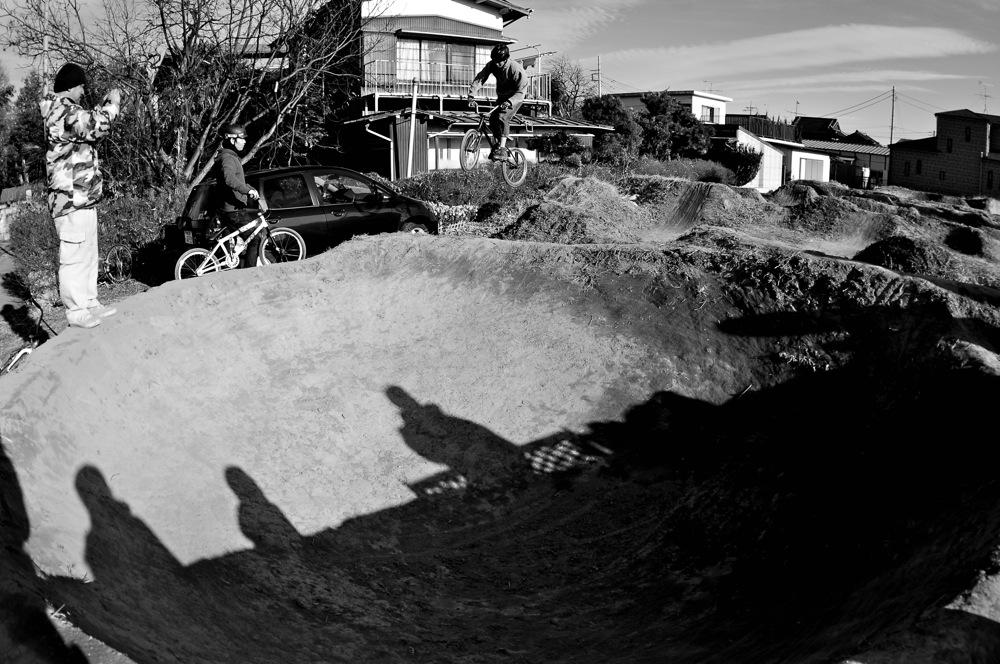 2012トレイル初め 1月3BackyardTrailの風景VOL2  THE BOWL_b0065730_21421468.jpg