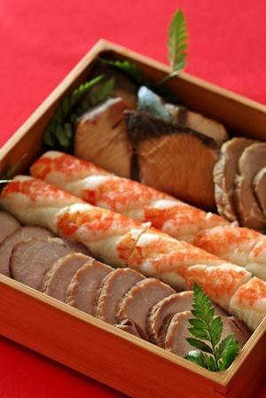 煮豚と焼き豚_b0048834_9235385.jpg