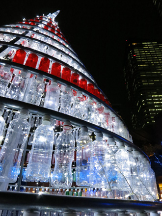 晴海トリトンのクリスマスイルミネーションなど_c0060143_1422941.jpg