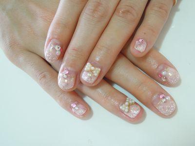 Pink Nail_a0239065_1859534.jpg