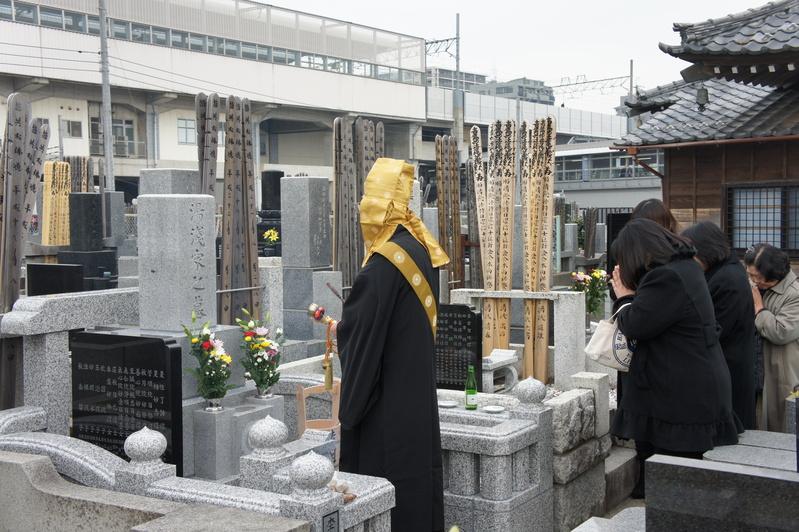 Y家様 墓所リフォーム工事~開眼供養~  2011.12.22_e0223769_17544173.jpg