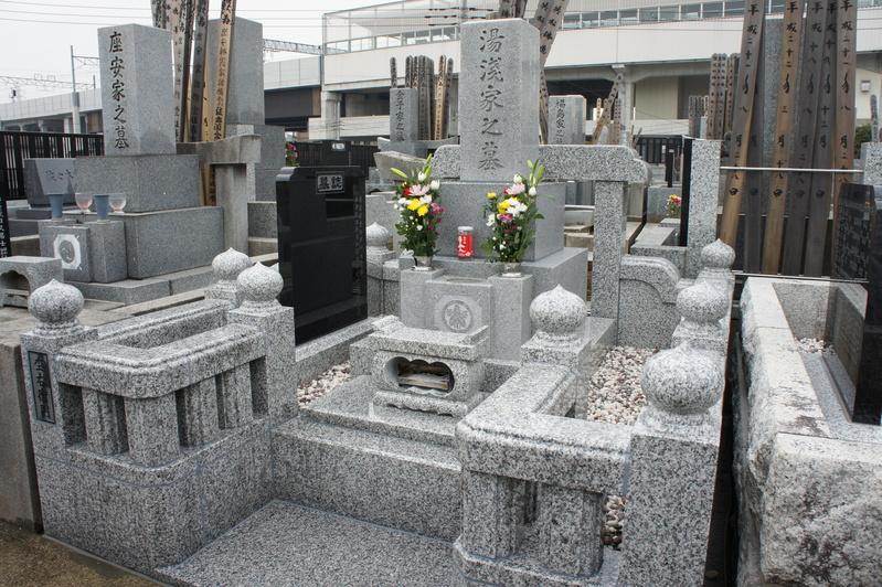 Y家様 墓所リフォーム工事~開眼供養~  2011.12.22_e0223769_17545570.jpg