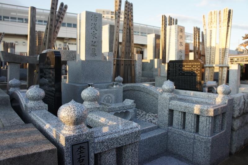 Y家様 墓所リフォーム工事~据付工事③~  2011.12.20_e0223769_1817127.jpg