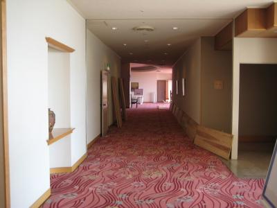 日南市内のホテルを飫肥杉化_f0138874_1621318.jpg