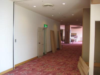 日南市内のホテルを飫肥杉化_f0138874_1633844.jpg