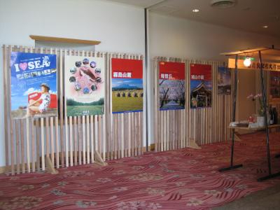 日南市内のホテルを飫肥杉化_f0138874_1635962.jpg