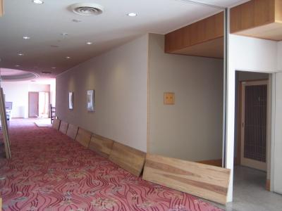 日南市内のホテルを飫肥杉化_f0138874_1641063.jpg