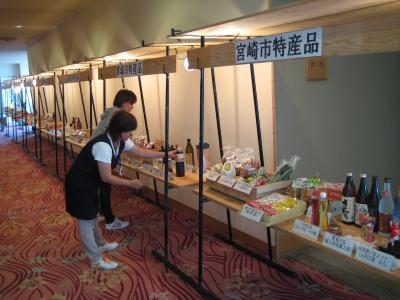 日南市内のホテルを飫肥杉化_f0138874_1645877.jpg