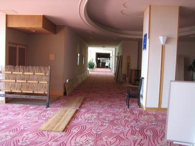 日南市内のホテルを飫肥杉化_f0138874_1651022.jpg