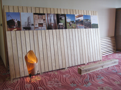 日南市内のホテルを飫肥杉化_f0138874_1674581.jpg