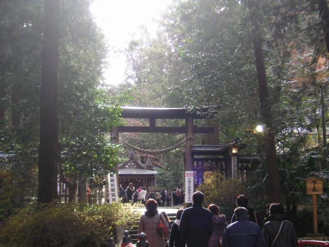 〈番外編〉 金鑚神社 2014.1.2_e0192203_024656.jpg