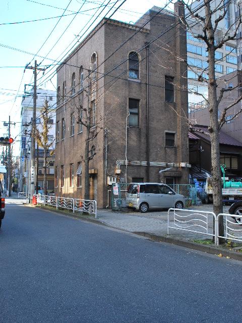 東京深川の村林ビル(建築家・関根要太郎作品研究)_f0142606_18184475.jpg