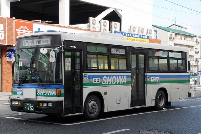 昭和自動車~富士8E/いすゞツーステップバス~_a0164734_23403345.jpg
