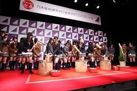 乃木坂46が乃木神社でヒット祈願!個別握手会の日程も発表!!_e0025035_12372258.jpg