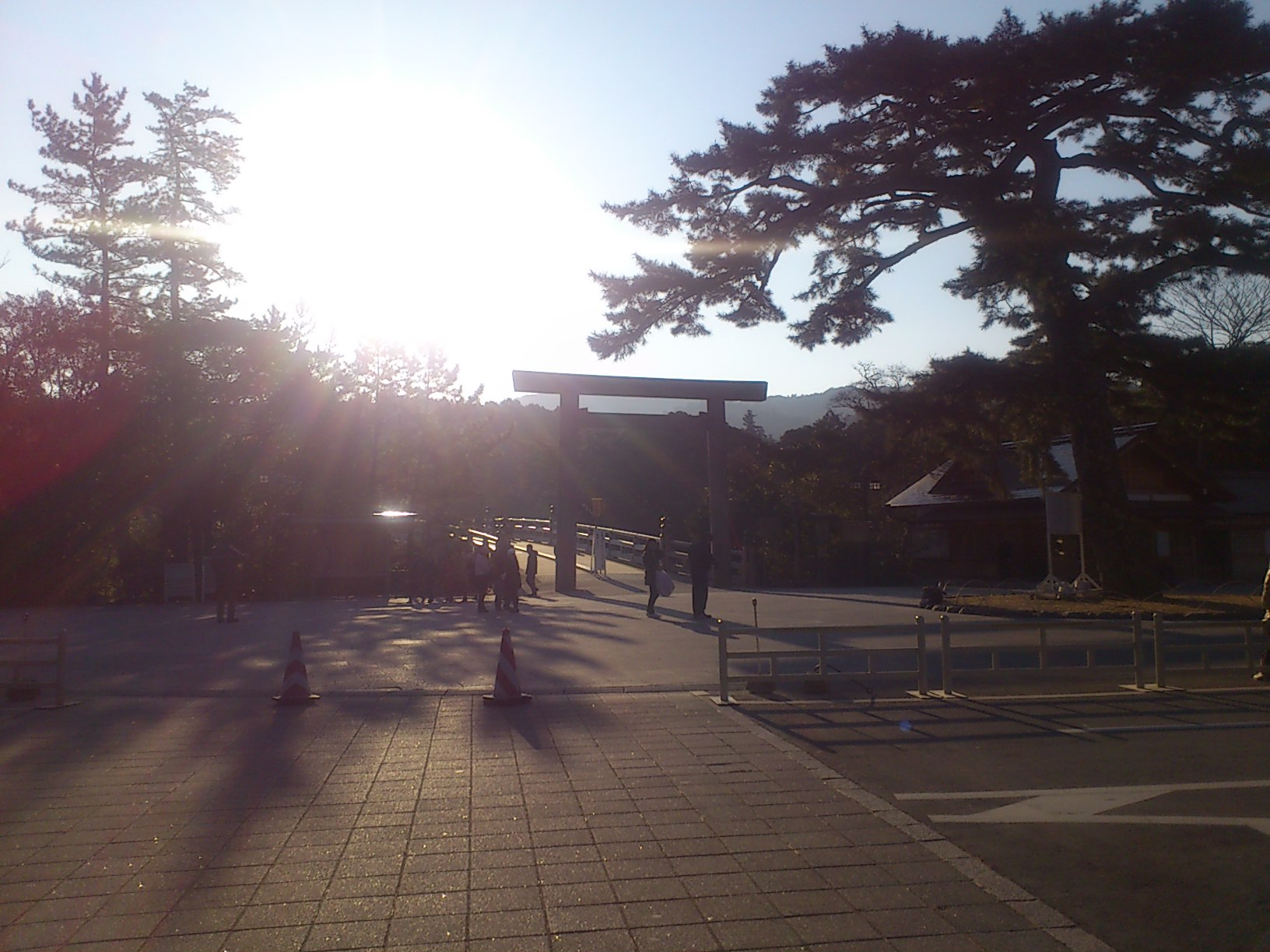 伊勢神宮参拝_f0151639_1149484.jpg