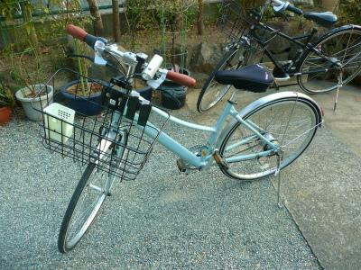 ママチャリ日本グランプリ準備_c0087349_19384665.jpg