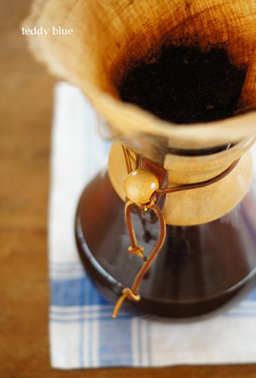 chemex  ケメックスのコーヒーメーカー_e0253364_1427772.jpg