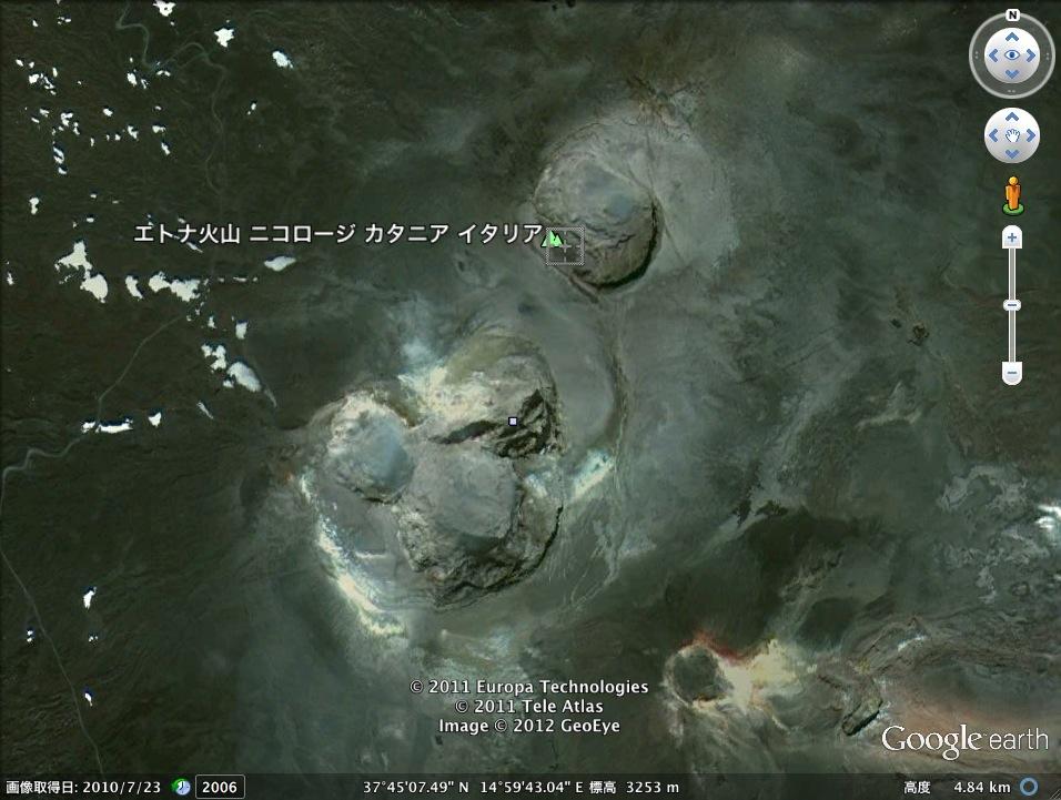 A Happy New Fire!:エトナ火山が噴火!_e0171614_1152209.jpg