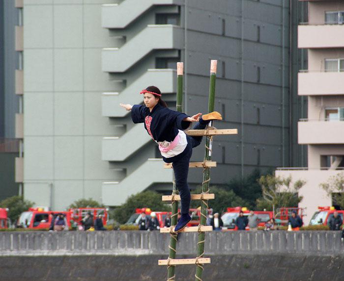 熊本消防出初式。_b0044115_18173828.jpg