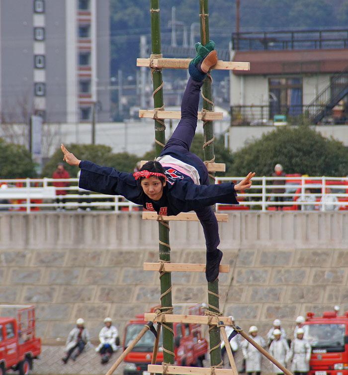 熊本消防出初式。_b0044115_18181289.jpg