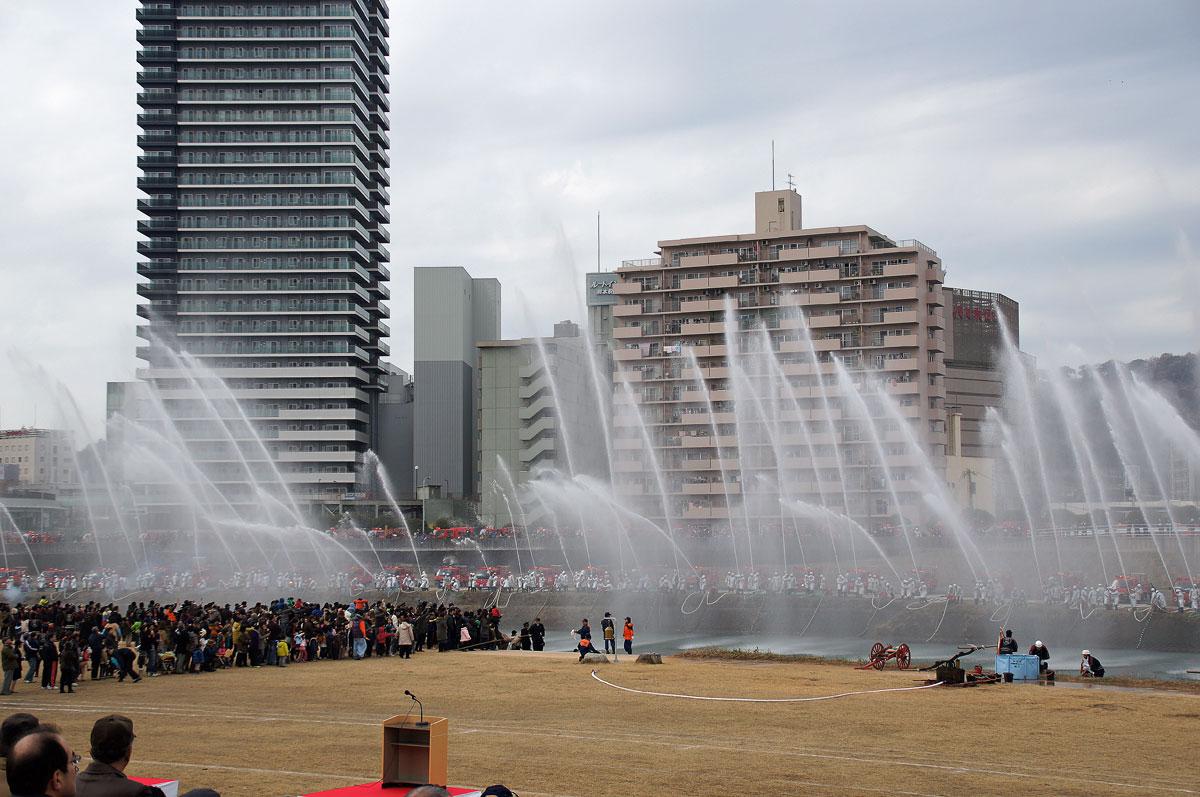熊本消防出初式。_b0044115_1825101.jpg