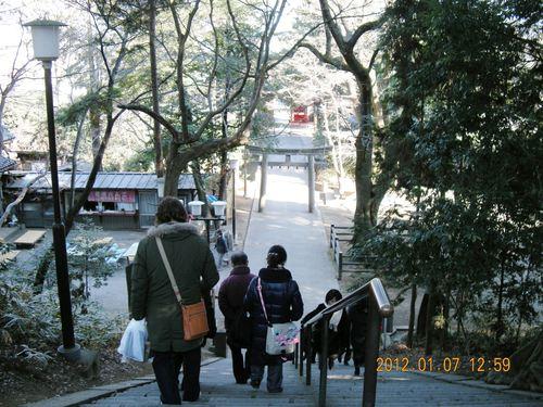 小江戸川越の七福神めぐりと鰻重_e0223735_11404015.jpg