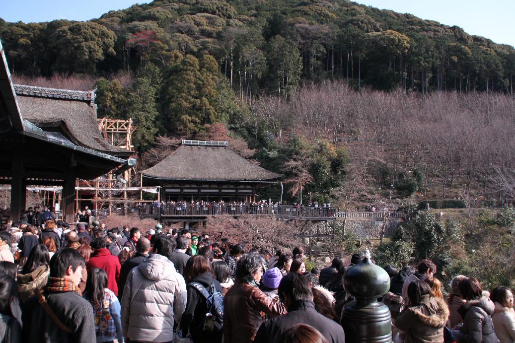 京都 4日目 2012年元旦_f0158364_15213650.jpg