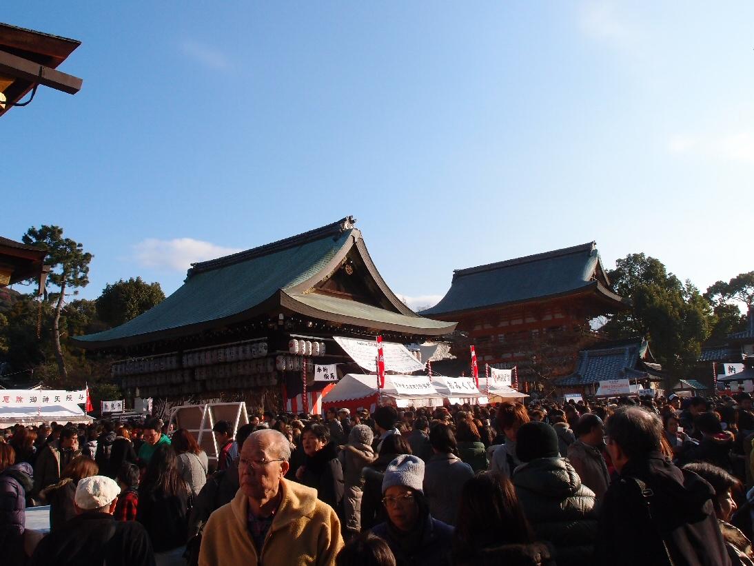 京都 4日目 2012年元旦_f0158364_1531317.jpg