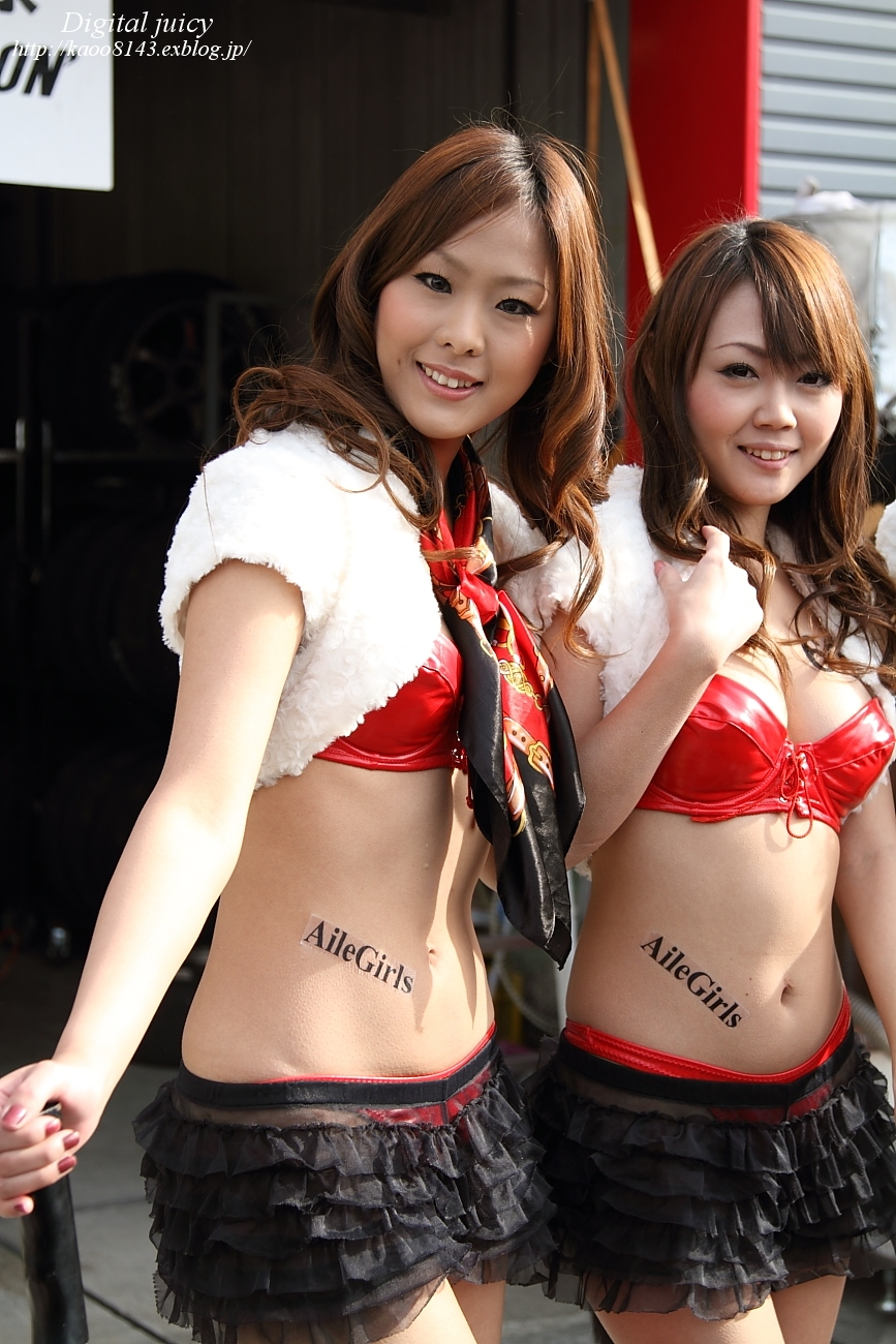 笠原奈菜 さん(ホンダカーズ東京with G/MOTION 「Aile Girls」)_c0216181_17232257.jpg