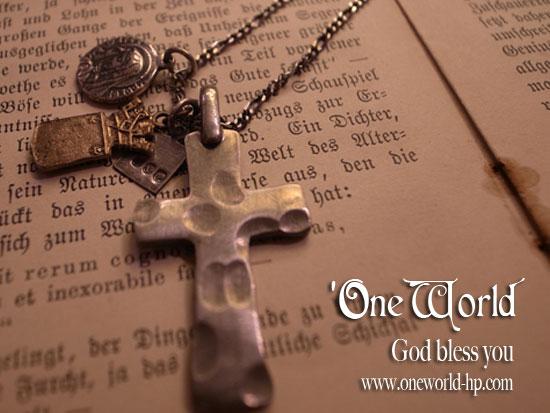 Cross Necklace_a0155932_14442773.jpg