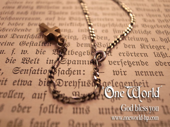Cross Necklace_a0155932_155307.jpg
