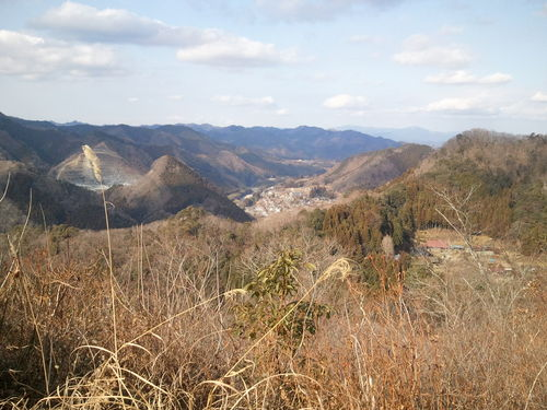 常陸大宮 熊野山歩いて来ました。_c0213352_15141086.jpg