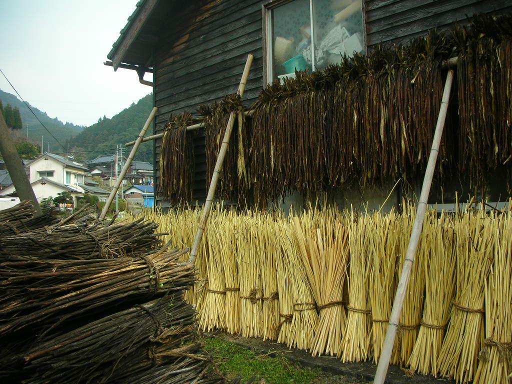 鍋野和紙の収穫祭へ_f0146802_21294260.jpg