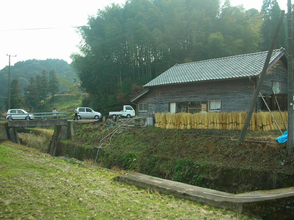 鍋野和紙の収穫祭へ_f0146802_21303070.jpg