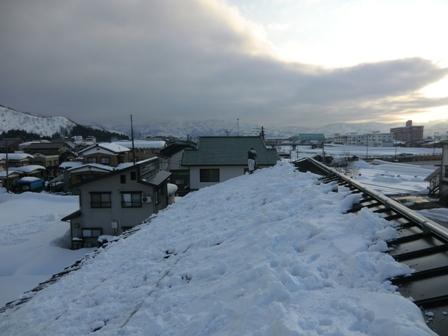 南魚沼市で雪下ろし_a0128408_17501473.jpg
