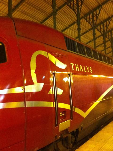 2011 11月 ベルギー・ブリュッセル 1日旅 ①_f0062122_1710096.jpg