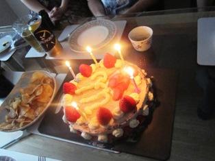 Martin\'s Birthday yesterday was~♪_a0138438_7155141.jpg