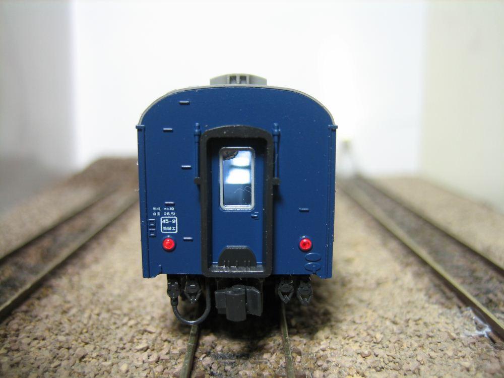 KATO ニセコ荷物車の自作室内灯取付け_e0120143_23182961.jpg