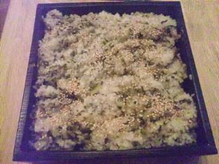 高菜漬け_e0159969_19272330.jpg
