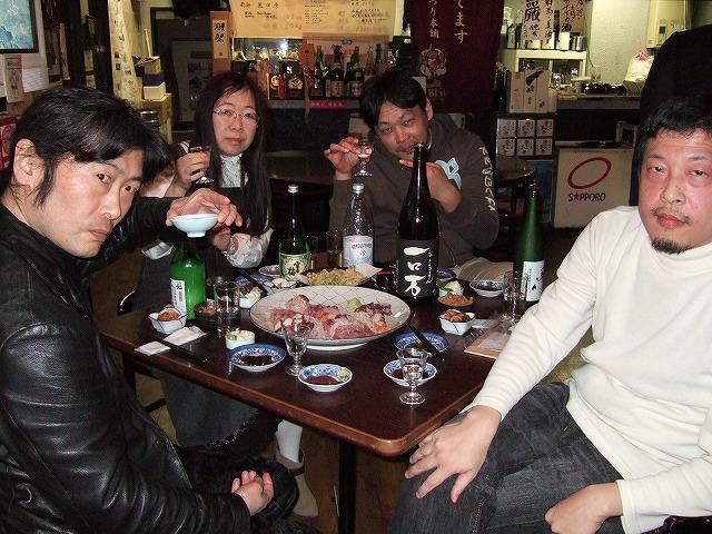 2012年 おまつり本舗・大新年会_f0033986_16265034.jpg