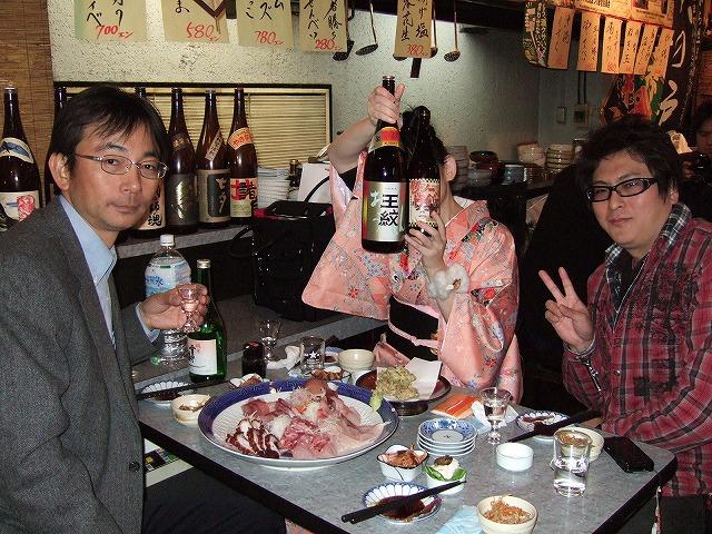 2012年 おまつり本舗・大新年会_f0033986_16273423.jpg