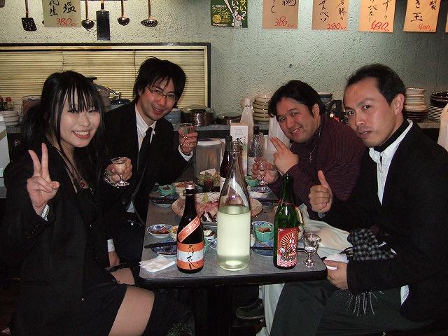 2012年 おまつり本舗・大新年会_f0033986_16274916.jpg