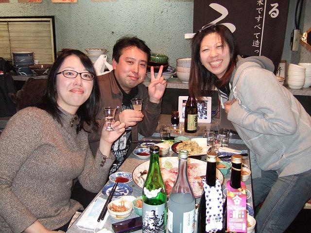 2012年 おまつり本舗・大新年会_f0033986_1628149.jpg