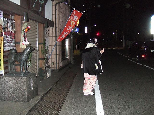 2012年 おまつり本舗・大新年会_f0033986_16315323.jpg