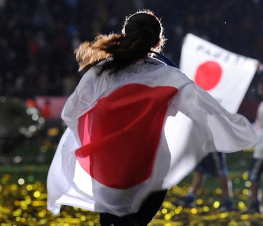 FIFA年間表彰式で澤選手が女子の最優秀選手賞に!!!_b0007805_733878.jpg