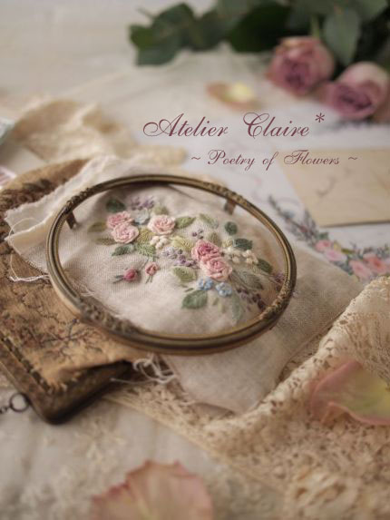 *Claire closet*自由が丘教室 第1火曜日2013(2月~5月)レッスンのご案内_a0157409_17104235.jpg
